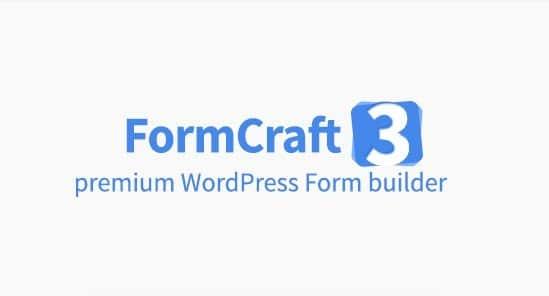 FormCraft – Premium WordPress Form Builder 3.7.5