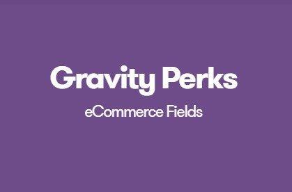 Gravity Perks eCommerce Fields 1.0.23