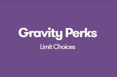 Gravity Perks Limit Choices 1.6.24