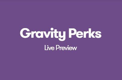 Gravity Perks Live Preview 1.2.10