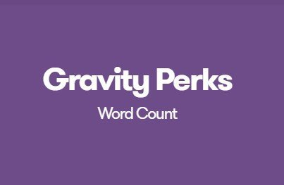 Gravity Perks Word Count 1.4.5