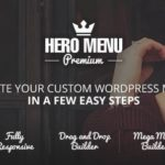 Hero Menu – Responsive WordPress Mega Menu Plugin 1.11.1