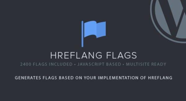 Hreflang Flags WordPress Plugin 1.08