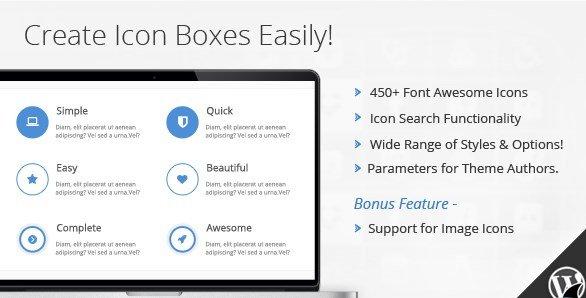 Icon Box for Visual Composer 1.5.1