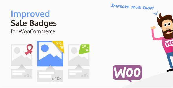Improved Sale Badges for WooCommerce 3.3.0