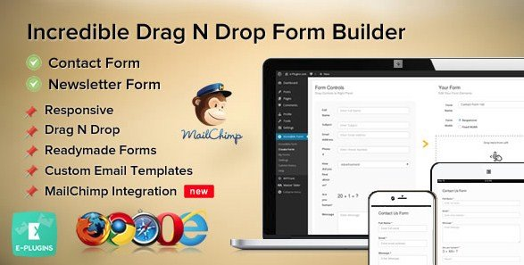 Incredible Contact Form with MailChimp 1.0.2