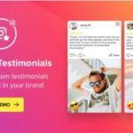 Instagram Testimonials Plugin for WordPress 1.1.0
