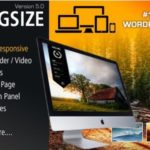 KingSize Fullscreen Photography Theme 5.1.11
