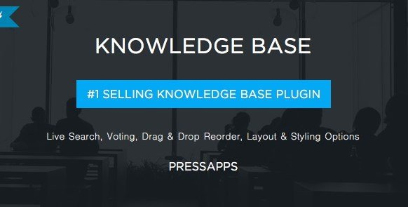 Knowledge Base Helpdesk Wiki WordPress Plugin 3.2.0