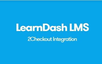 LearnDash LMS 2Checkout Integration Addon 1.0.4