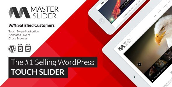Master Slider – WordPress Responsive Touch Slider 3.2.7
