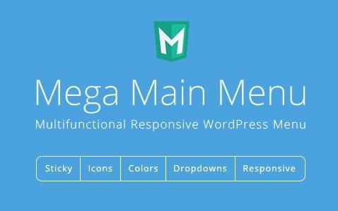 Mega Main Menu – WordPress Menu Plugin 2.1.7