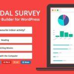 Modal Survey – WordPress Poll