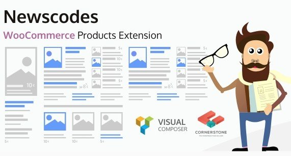 Newscodes – WooCommerce Products Extension 1.1.0
