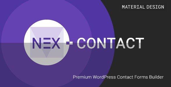 NEX-Forms Lite – WordPress Form Builder Plugin 7.2