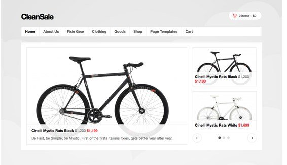 OboxThemes CleanSale WooCommerce Themes 1.3.7