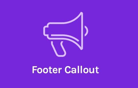 OceanWP Footer Callout Addon 1.0.13
