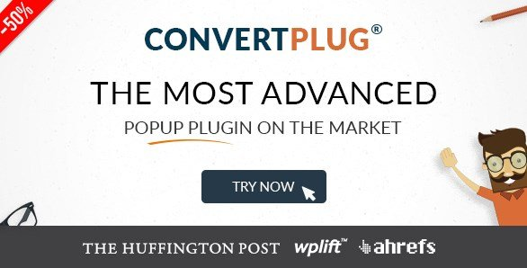 Popup Plugin For WordPress – ConvertPlus 3.3.6