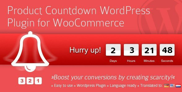 Product Countdown WordPress Plugin 4.2.4