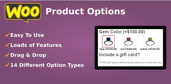 Product Options for WooCommerce – WP Plugin 6.8