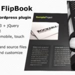 Real 3D FlipBook WordPress Plugin 3.6.1