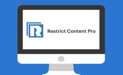 Restrict Content Pro WordPress Plugin 2.9.15