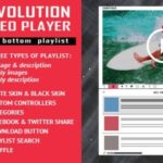 Revolution Video Player With Bottom Playlist 1.7.2.0