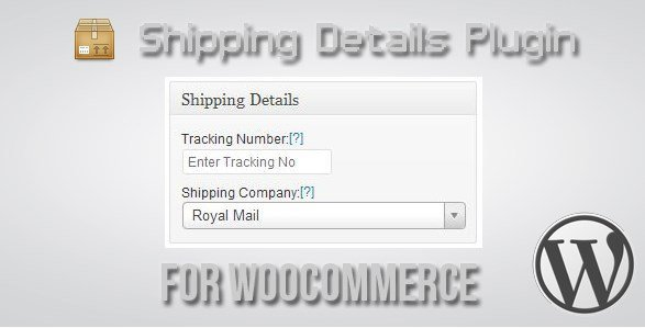 Shipping Details Plugin for WooCommerce 1.7.8