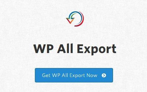 Soflyy WP All Export Pro Premium 1.5.4