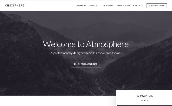 StudioPress Atmosphere Pro Theme 1.1.3