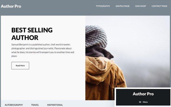 StudioPress Author Pro Theme 1.2.3