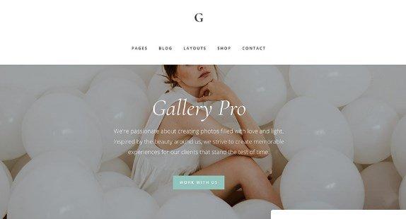 StudioPress Gallery Pro Theme 1.2.0