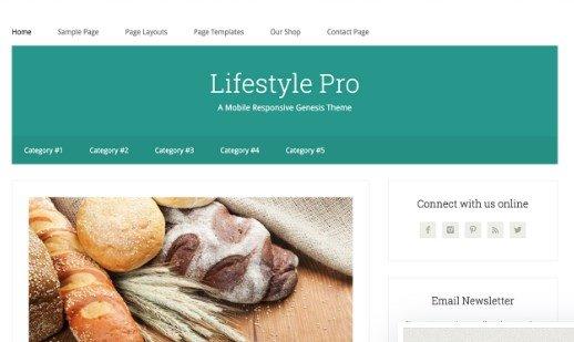 StudioPress Lifestyle Pro Theme 3.2.4