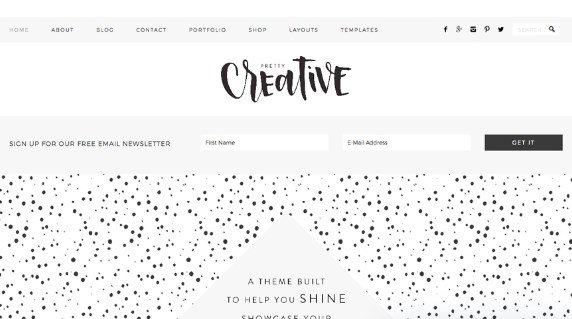 StudioPress Pretty Creative Theme 2.1.3
