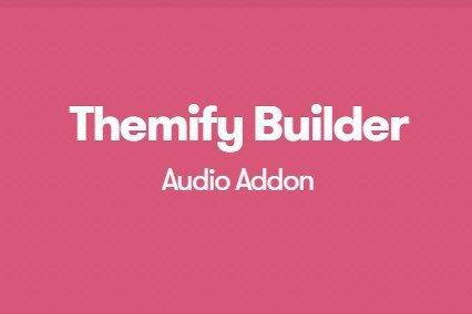 Themify Builder Audio Addon 1.1.9