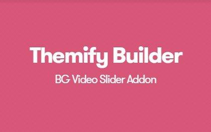 Themify Builder BG Video Slider Addon 1.0.8