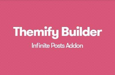 Themify Builder Infinite Posts Addon 1.0.7