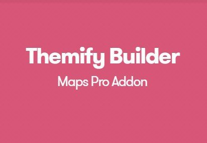 Themify Builder Maps Pro Addon 1.3.0