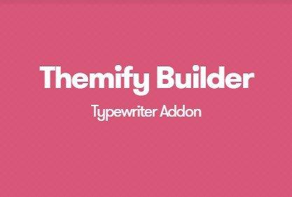 Themify Builder Typewriter Addon 1.1.0