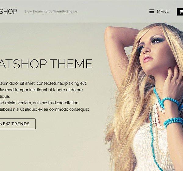 Themify Flatshop WooCommerce Themes 2.0.9