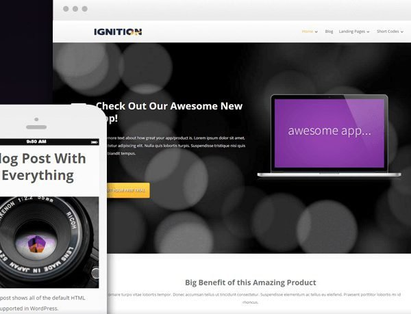 Thrive Themes Ignition WordPress Theme 1.401.0