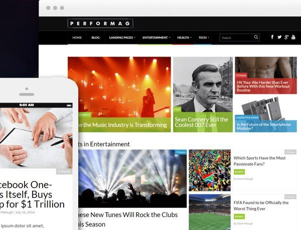 Thrive Themes Performag WordPress Theme 1.401.0