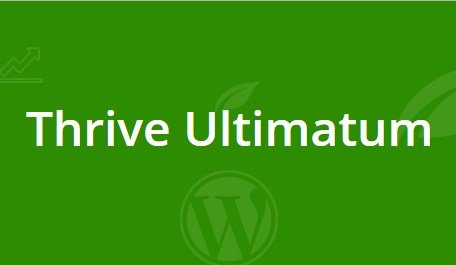 Thrive Themes Ultimatum 2.1.1