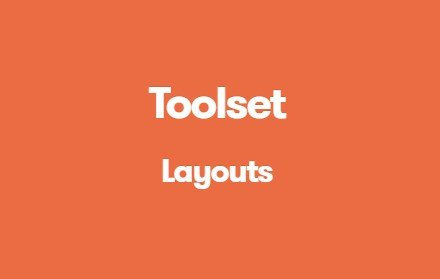 Toolset Layouts 2.5.1