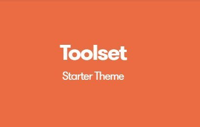 Toolset Starter Theme 1.4.2