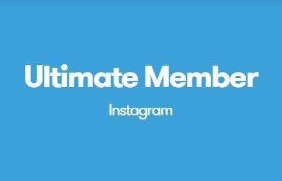 Ultimate Member Instagram 2.0.3