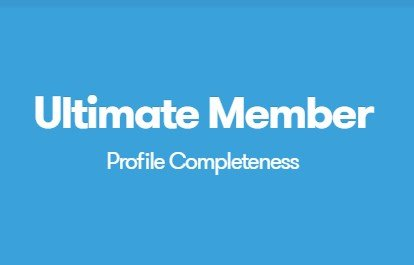 Ultimate Member Profile Completeness 2.0.7