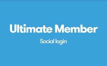 Ultimate Member Social login 2.1.0