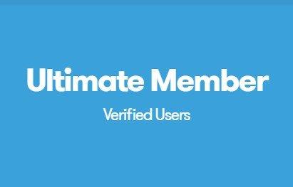 Ultimate Member Verified Users 2.0.4