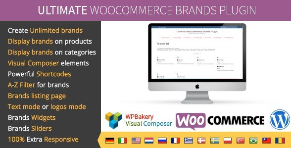 Ultimate WooCommerce Brands Plugin 1.6.3